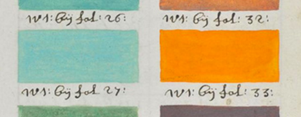 271 Years Before Pantone, an Artist Mixed and Described Every Color Imaginable in an 800-Page Book image